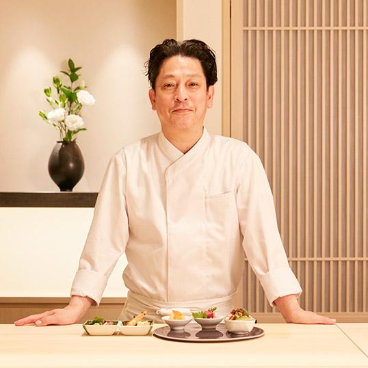 料理人:糸山 博治