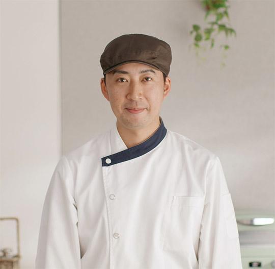 料理人:岡田 真帆